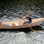 We Built a Wooden Boat in Five Days!